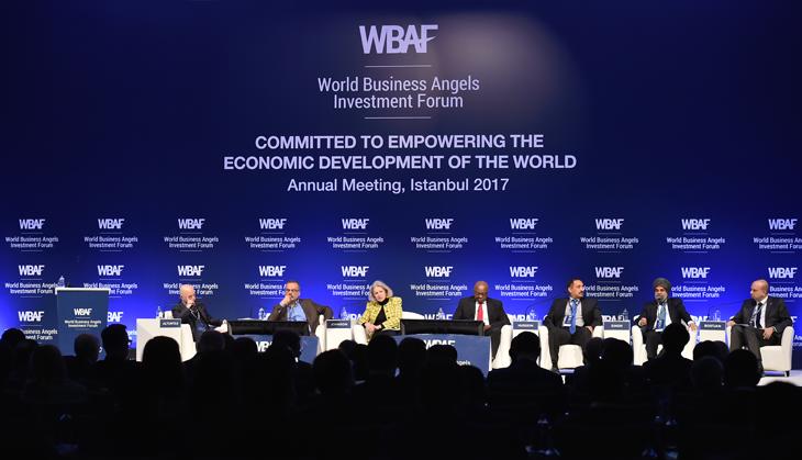 WBAF 2018 - Melek Yatırımcılar Dünya Kongresi Türkiye'de..