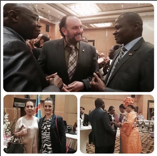 Kongo Elçiliği Resepsiyonu