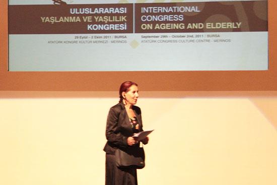 Uluslararası Yaşlanma Kongresi 2